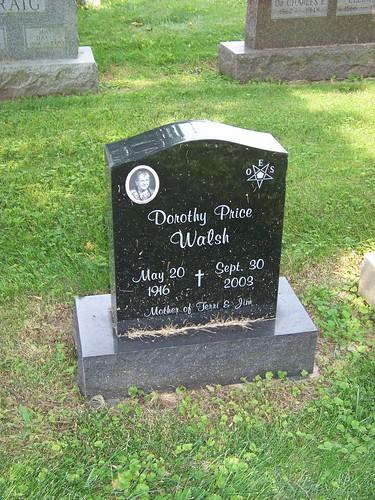 Dorothy Price Walsh