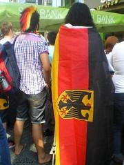 Worldcup Soccer Sunday in Frankfurt - 002
