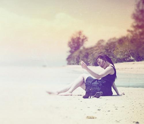 breathing sand