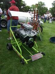 V8 shopping cart