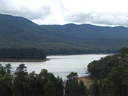 Lake Outside Marysville, Victoria