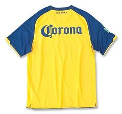 Club América Nike Apertura 2010 Home and Away Jerseys / Camisetas