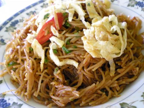 Bandong's mihun goreng