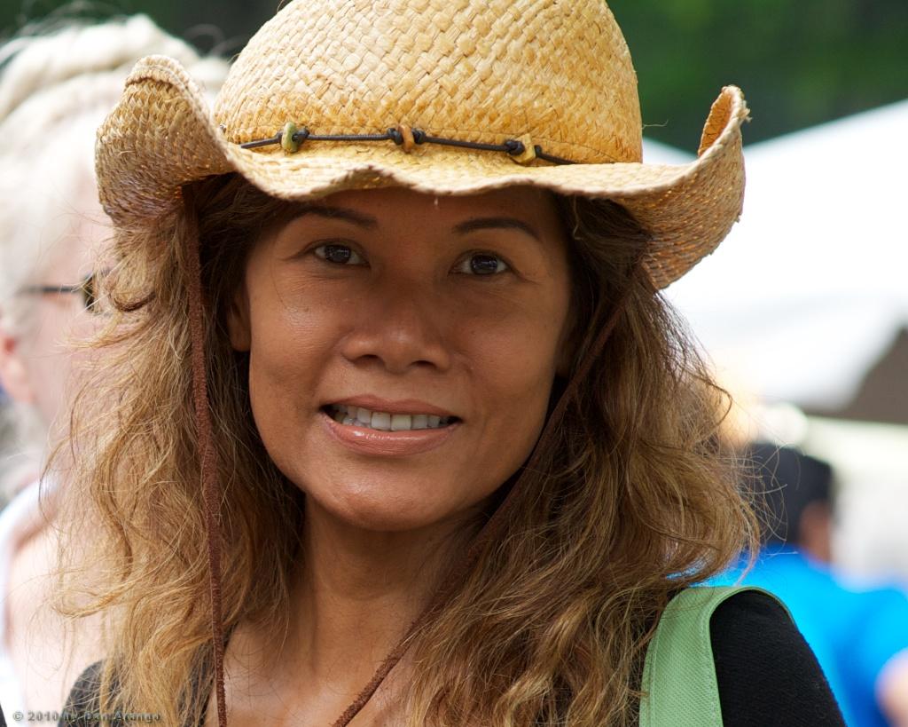 Filipino Country Girl