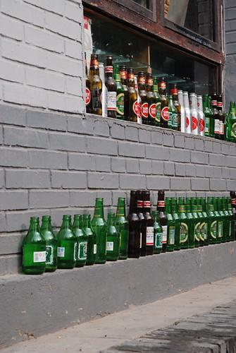 100 bottles of beer...