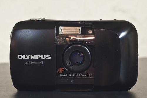 Olympus mju-I