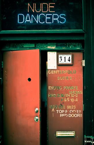 Oldest Profession Doorway
