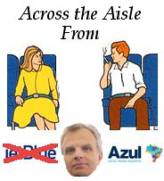 Across the Aisle from David Neeleman