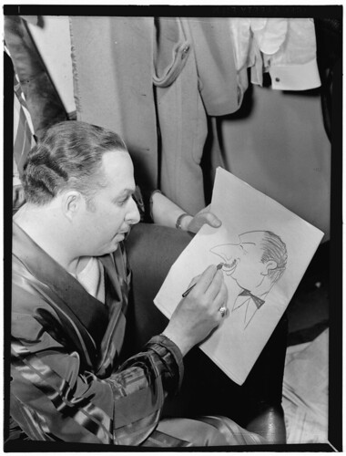 [Portrait of Xavier Cugat, New York, N.Y., between 1946 and 1948] (LOC)