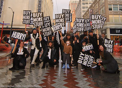 Buy More Stuff, Black Friday 2010