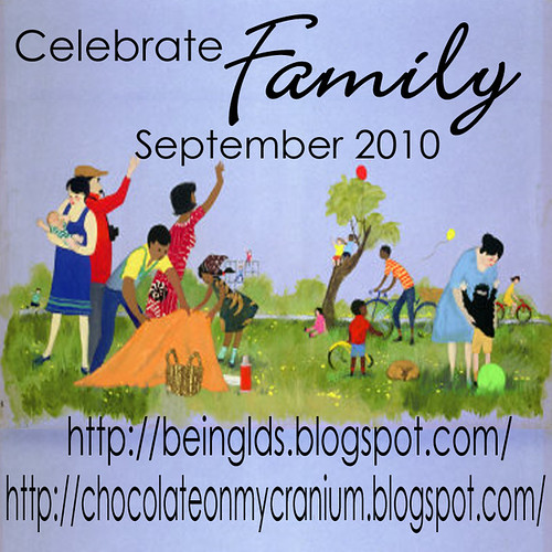 Celebrate Family Blog Button