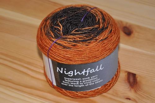FibroFibers Nightfall in Copper.