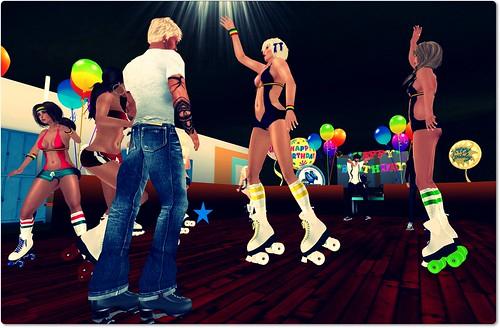 Bethany's party