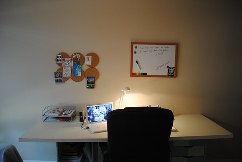 [212/365] Office After: Clean Desk