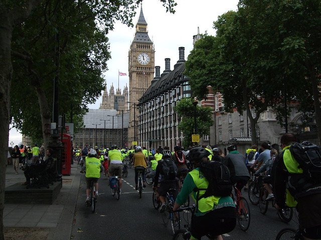 Skyride at Victoria Embankment