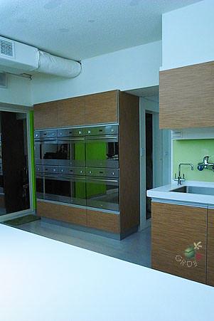 Yamicook 廚藝教室內的烤箱