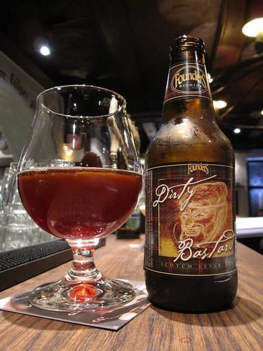 Founders Dirty Bastard Scotch Ale