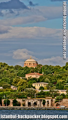 Hagia Irene over the Ruins of Byzantium