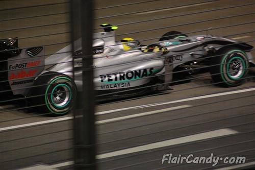 F1 Singapore Grand Prix 2010 - Day 1 (41)