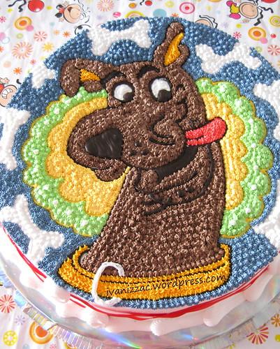 Scoopy-doo cake2