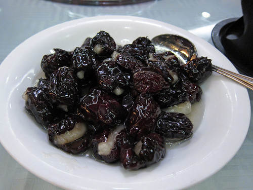 Red Dates Stuffed with Glutinous Rice