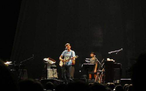 acoustic + banjo