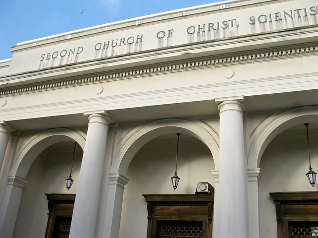 Second Church of Christ Scientist - 651 Dolores Street, San Francisco (built 1915)