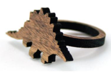 Ring Stegosaurus