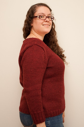 Climbing Vines Pullover - Side