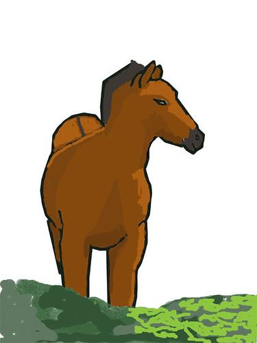 digital_horse