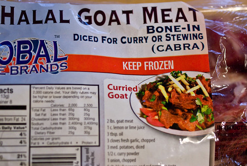 goat meat