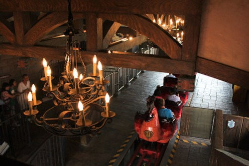 Enchanted Airways at Universal Studios Singapore