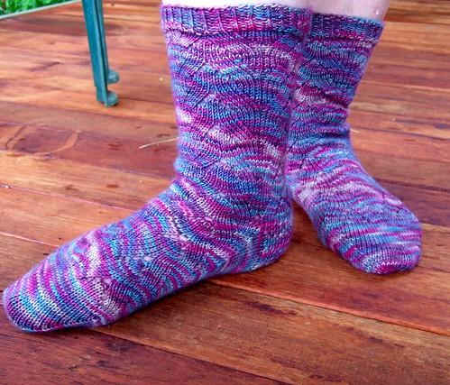 sweet pea socks 2