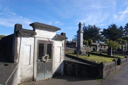 Ferndale Cemetery.