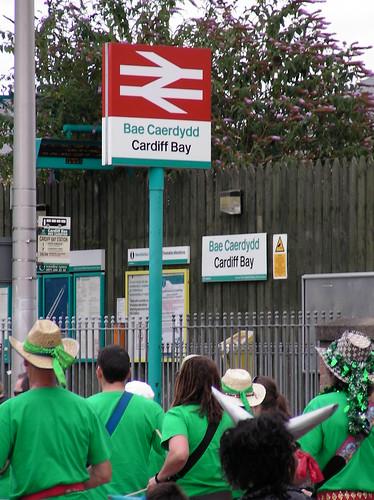 Cardiff Mas Carnival 2010