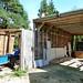 Dismantling the Garages - Brockwood Park School Pavilions Project (213/365)
