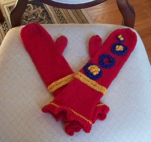 Gift Mittens 2