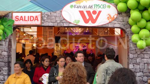 Rincón del Pisco - Mistura 2010