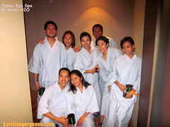 my spa mates at Zenyu Eco Spa