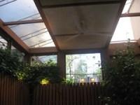 Our indoor/outdoor area