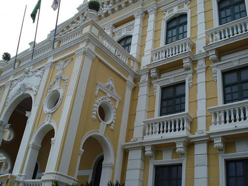 Centro Histórico - Palácio Anchieta