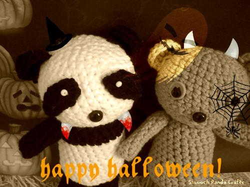 halloween panda1
