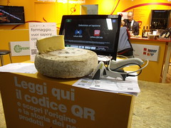 Salone del gusto - know your cheese