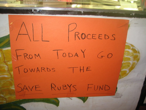 Ruby's Rally, Party & Last Call. November 6, 2010. Photo © Tricia Vita/me-myself-i via flickr