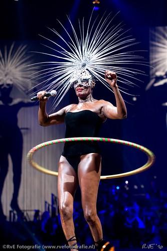 Grace Jones Night of the Proms Gelredome (13-11-2010).