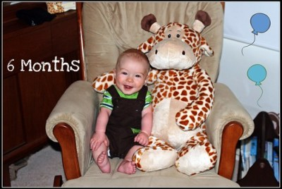 6 Months Old!!