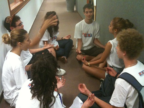 Java brings students together