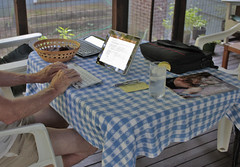 iPad as Writing Device