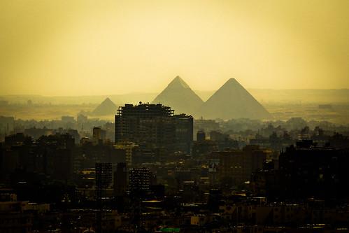 Vintage Pyramids