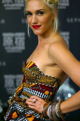 Sneak Peak: Gwen Stefani at Sephora Soho